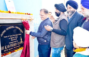 People will soon get improved basic facilities: Kavinder