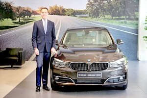 BMW Group India registers 14 pc growth, delivers 7861 units in 2016