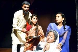 Natrang presents Hindustani  play 'Budhi Kaki'