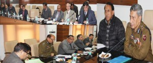 Modernization of JKP must for capacity building: DGP