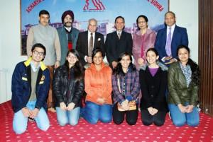 DMC Ludhiana crowned as winner of Zonal Level IAP Quiz