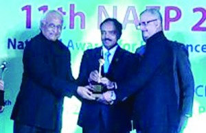 Jammu Printer conferred  'National Award for Excellence'