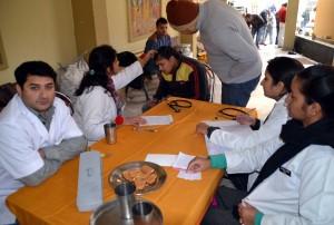 SRMWC organizes  free medical camp