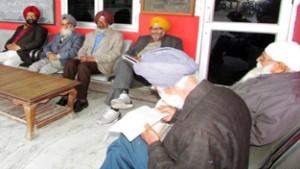 PLS conducts special 'Kavi Darbar'