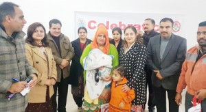 Assistance provided  to orphan girls