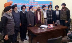 Sikh organizations discuss arrangements for anniversary of Akali Kaur