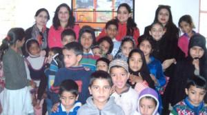 'THE-SARA' provides Library Kits to Kusht Ashram