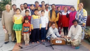 BLSKS presents musical play