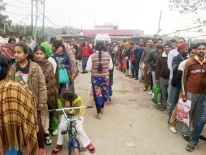 FCS&CA Deptt starts  distribution of ration