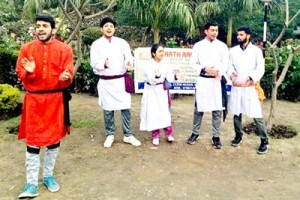 ESRM presents Nukkad Natak