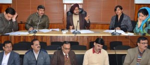 DC Jammu reviews arrangements for Digi Dhan Mela