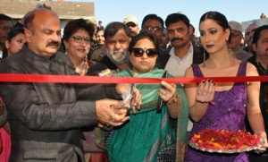 Priya inaugurates Modeling Institute