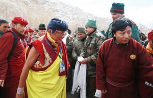 Soldiers doing extraordinary duties to safeguard border: Drukpa