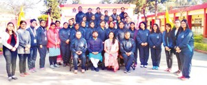Art of Living conducts stress free teaching workshop