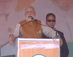 PM appeals to Uttarakhand voters to elect BJP for growth