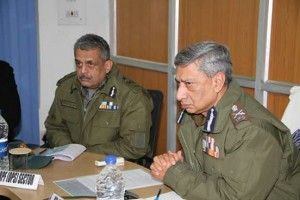DGP for greater synergy among law enforcing agencies in Kashmir