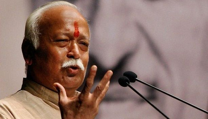 Whoever lives in Hindustan and respects its tradition is a Hindu: Bhagwat