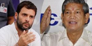 Rahul Gandhi, Harish Rawat booked for model code violation