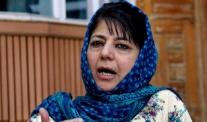 Won't shy away from taking tough decisions: Mehbooba