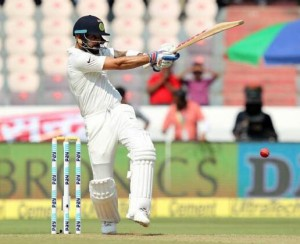 India in command at 356/3 after tons from Kohli, Vijay