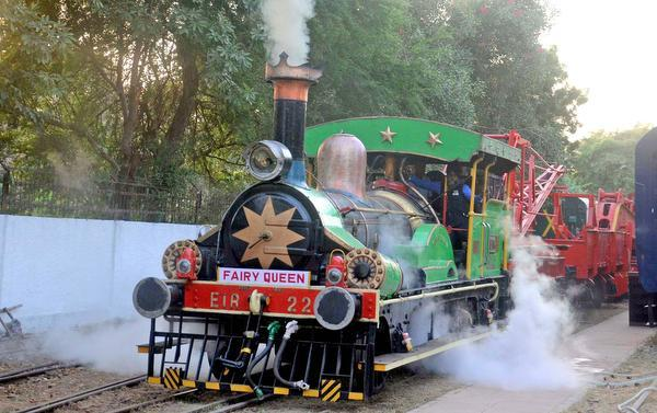 'Fairy Queen' to haul heritage train to Rewari from tomorrow