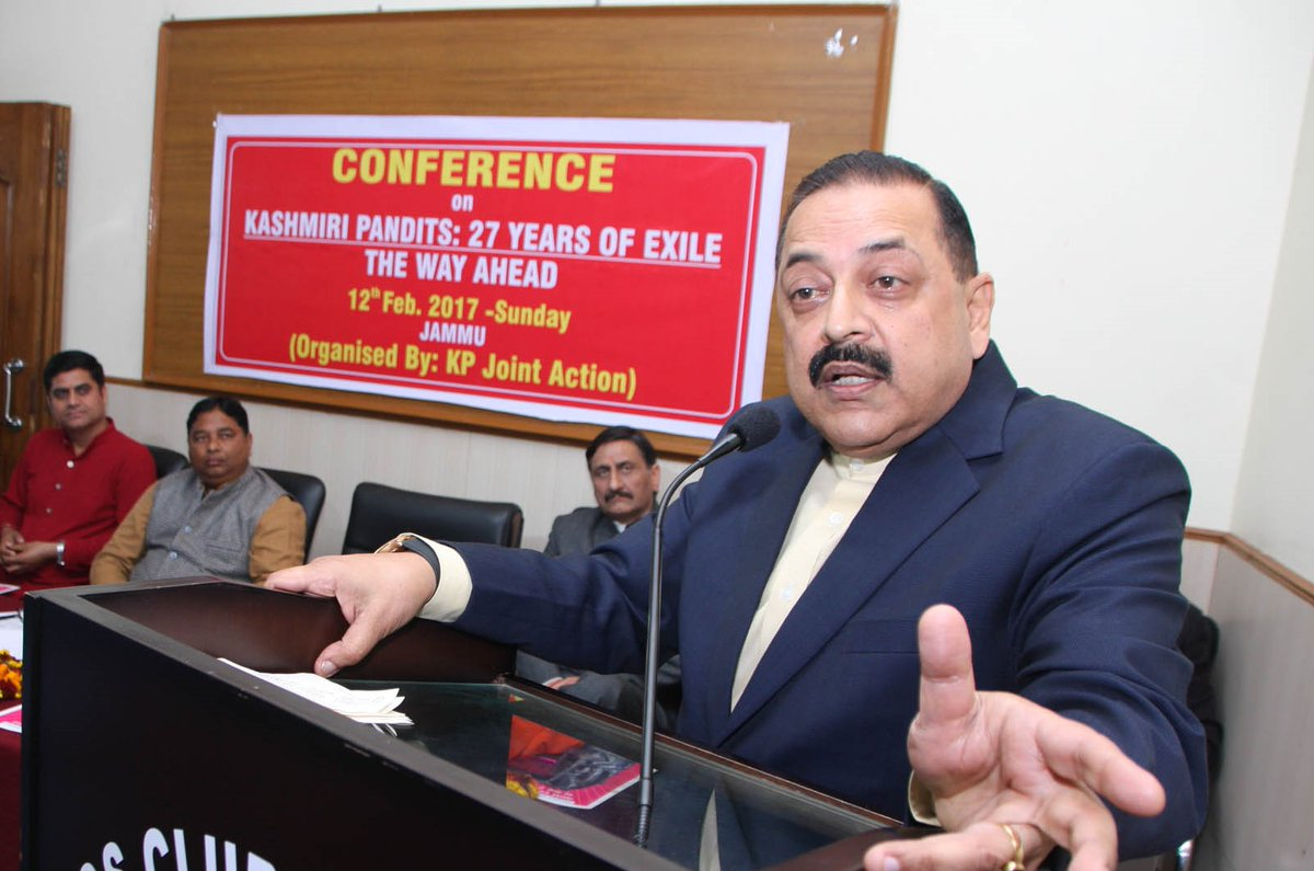 Modi Govt has no objection to homeland colonies for KP Singh – Has No Objection