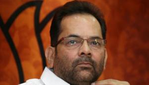 Naqvi castigates 'champions of corruption' for flaying Modi Govt