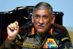 Aggressive strategy has to be maintained on ceasefire violations: Army chief