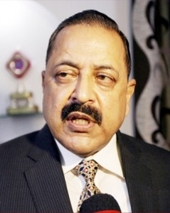 Cong blunders in J&K began with Nehru: Dr Jitendra Singh