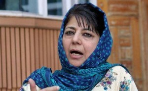 Mehbooba for harnessing of solar, wind power in a big way