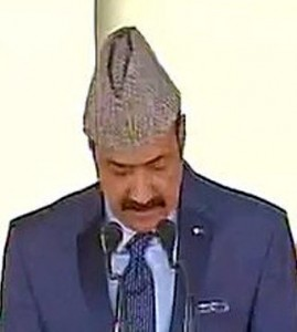 Basharat Bukhari resigns from cabinet