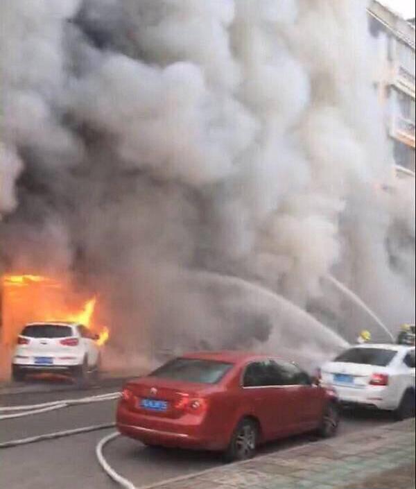 todays news eighteen killed massage parlour fire china