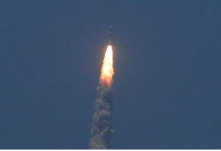 ISRO sets world record, launches 104 satellites
