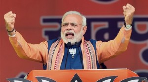 Kanpur train accident was conspiracy from across the border: PM