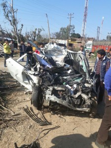 4 Bank officials killed in Highway tragedy