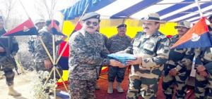 BSF returns Pak woman's body