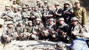 Arms seized in Kishtwar