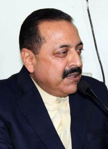 Cong running away from debate, discussions: Dr Jitendra Singh