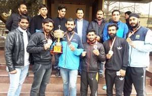 J&K wins 3rd place in 25th Senior National Wushu C'ship