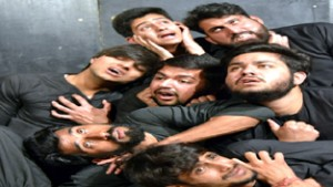 Natrang stages 'Choona  Hai Aasman'