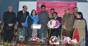 Dogri writer 'Chatterpal' honoured