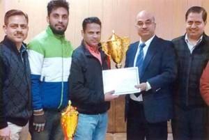 Deepak, Bhuvneshwar win gold in 16th All India BSNL Tournament