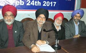 Annual convention of Kashmir Sikh Sangat on Feb 24