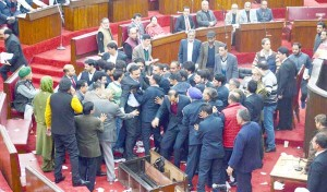 Elders target PDP, BJP on Art 370