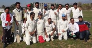 BCC drubs KSC by 6 wkts in Chief Minister's Cup