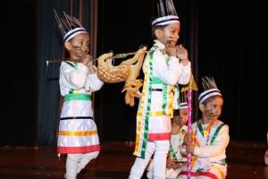 Sprawling Buds, Apple Kids International Pre-school celebrate Annual Day