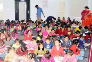 Harbans Bhalla Educational Trust conducts evaluation test