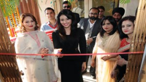 Omorfi salon inaugurated
