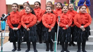 Junior Wing of Carmel Convent  HS celebrates Annual Day