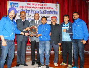 19th Inter CPSU Table Tennis Tournament concludes